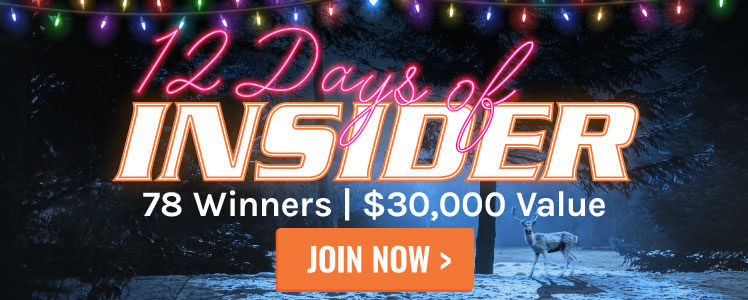 12 Days of INSIDER Giveaway