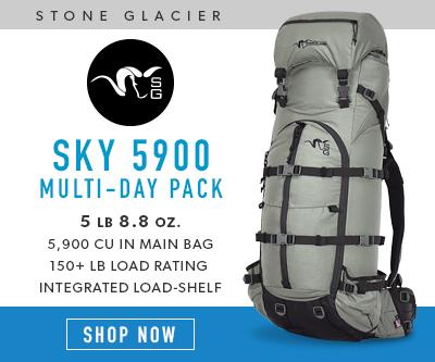 Stone Glacier Sky 5900