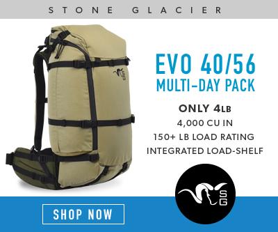 Stone Glacier Evo 40/56