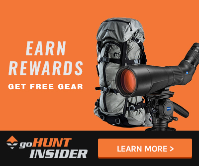 Earn goHUNT Gear Shop Points