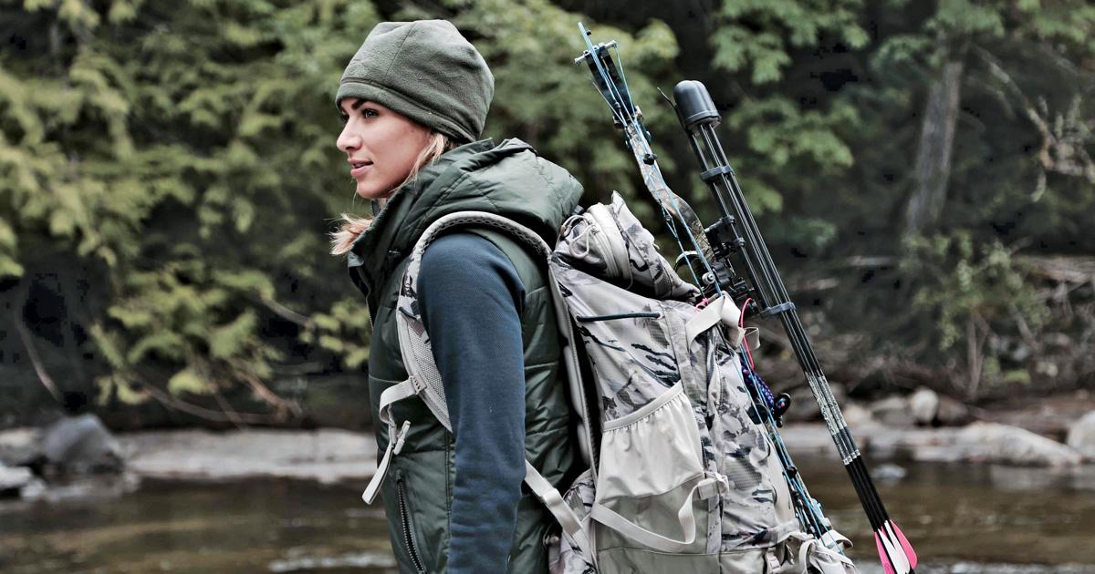Eva Shockey aims high   goHUNT