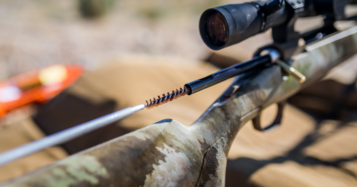 How to break-in a new rifle barrel   goHUNT