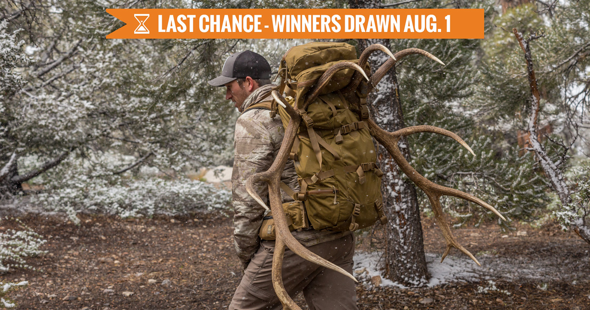 cb5495a0d1e4e July INSIDER giveaway: 6 Mystery Ranch Metcalf Backpacks | goHUNT