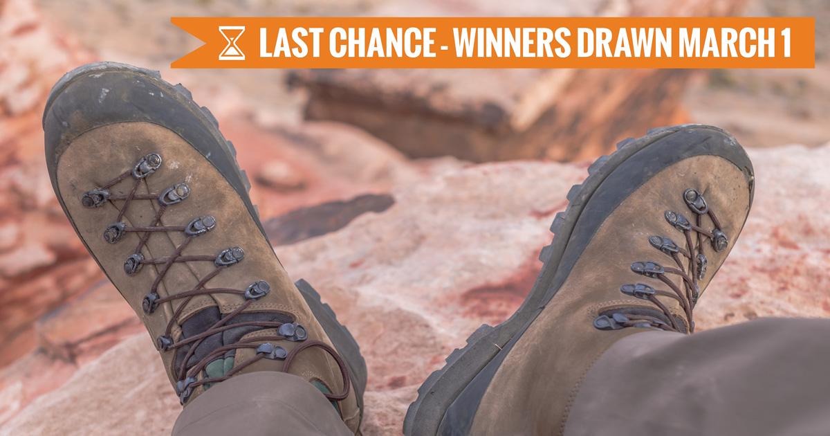 12 Kenetrek Mountain Extreme boots