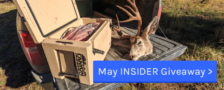 May INSIDER giveaway