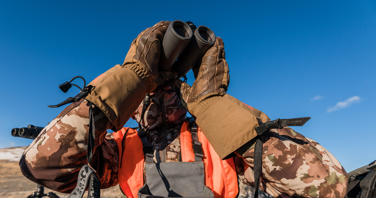 Keeping your hands warm on late-season hunts