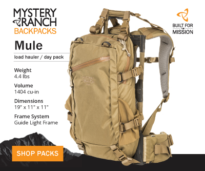 Mystery Ranch Mule backpack