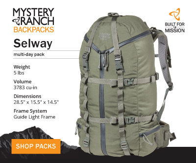 Mystery Ranch Selway backpack