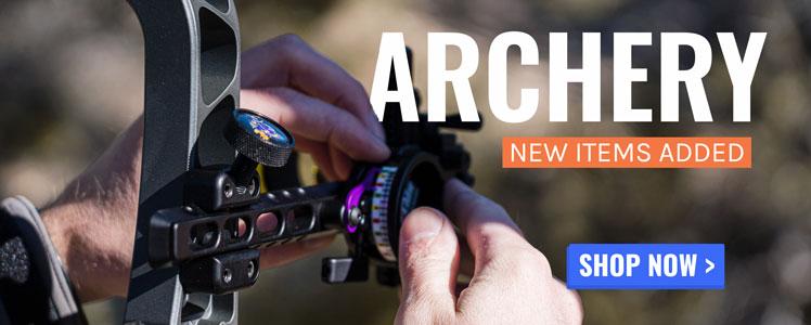 New in Archery