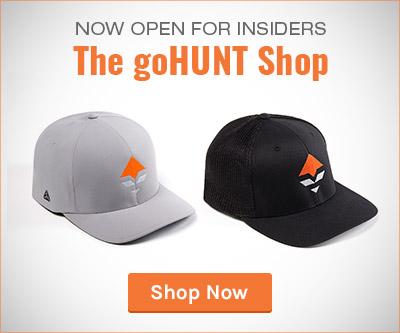 goHUNT Shop - Hats