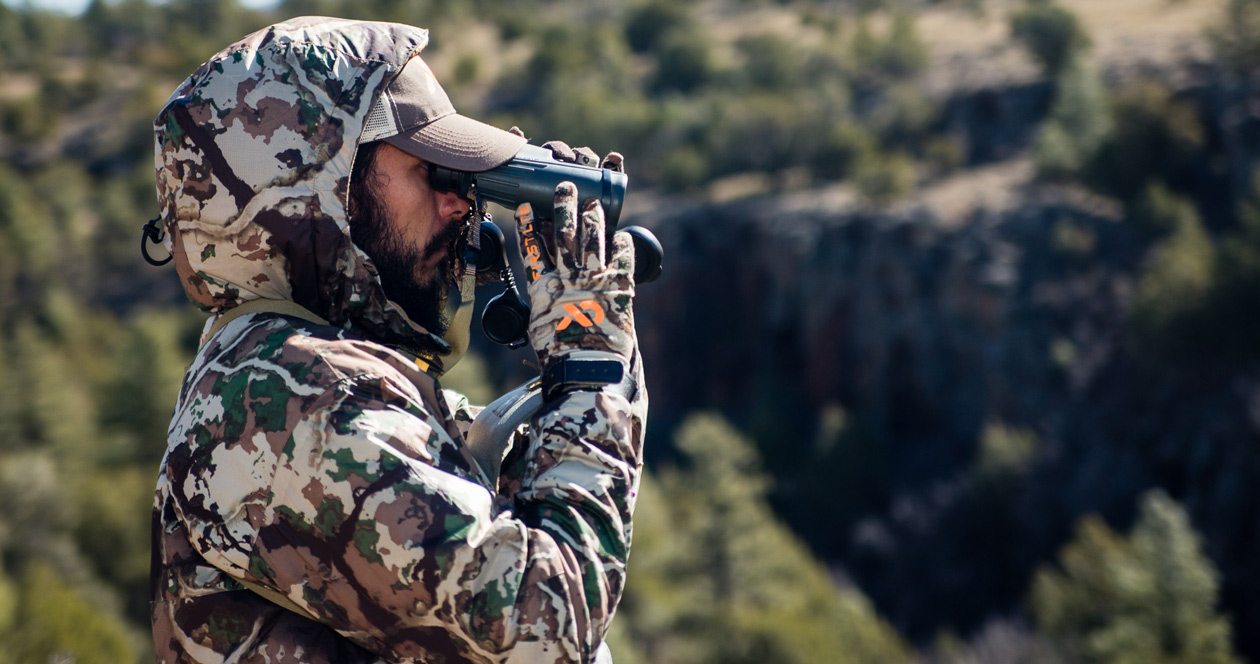The high quality hunting clothing guide