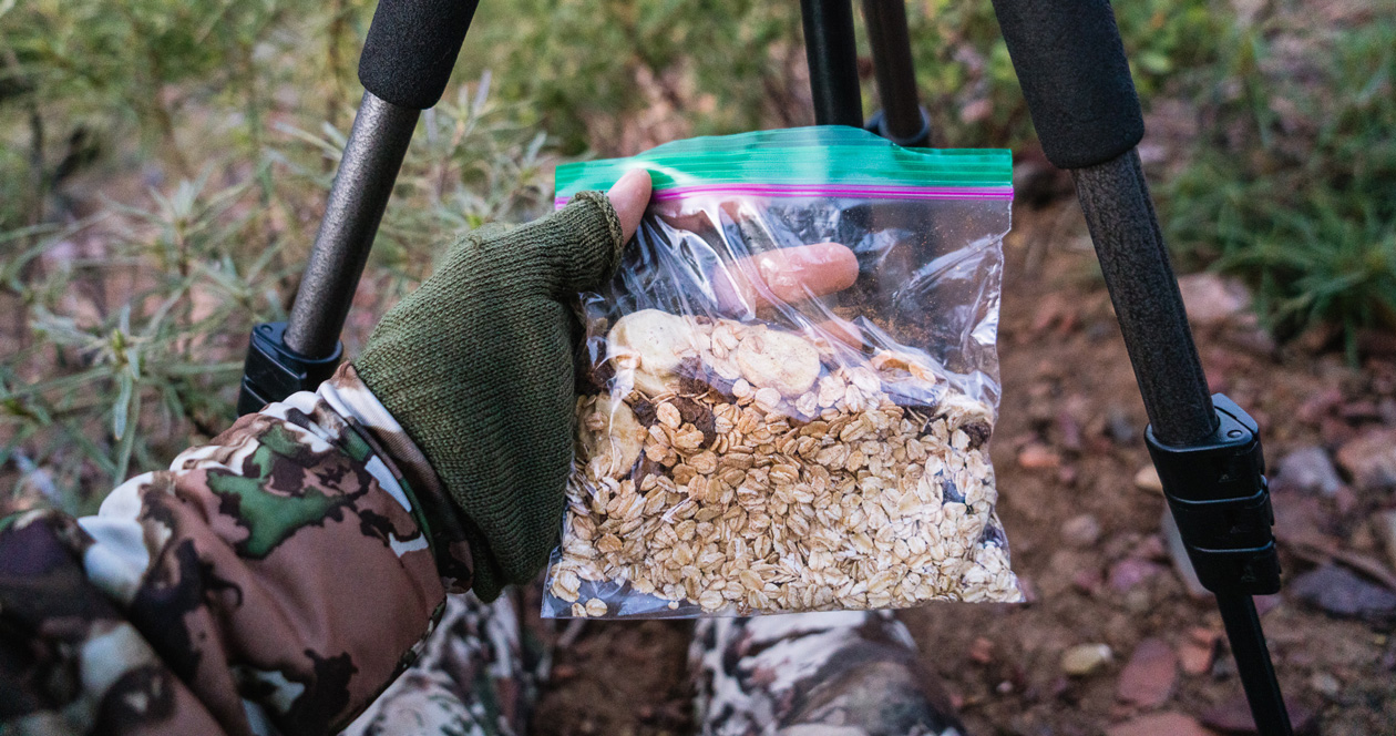 Backcountry food list