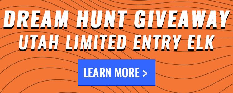 goHUNT Elk Hunt Giveaway