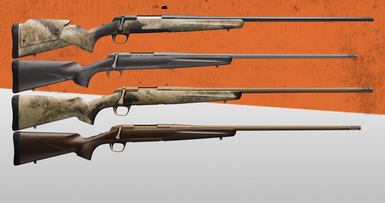 August INSIDER giveaway - 4 Brand New Browning Rifles