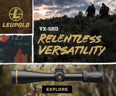 Leupold VX-5HD Riflescope