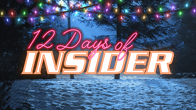 12 Days of INSIDER giveaway 2020