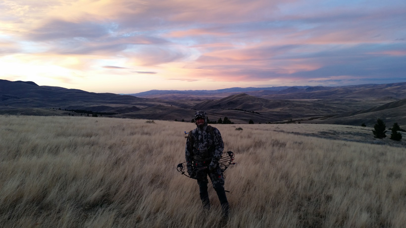 Jake's 2019 elk hunt