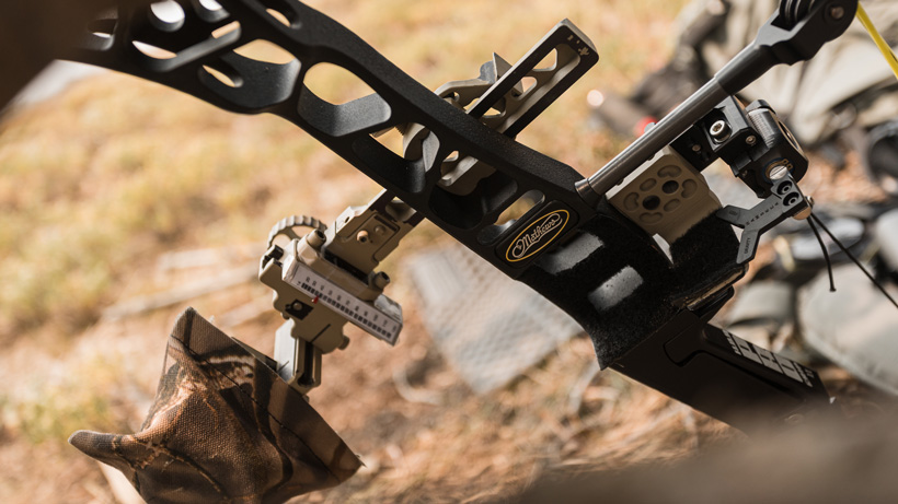 Mathews bow sight cover