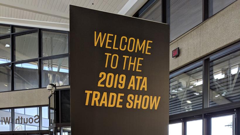 2019 ATA trade show recap