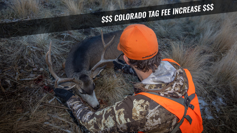 Overview of Colorado's license fee changes for 2019 | goHUNT
