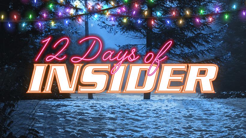 2020 12 Days of INSIDER