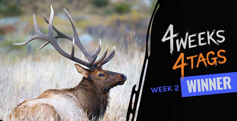 4W4T Landowner Tag Week Two Winner