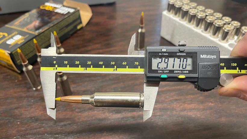 6.8 Western COAL measurement