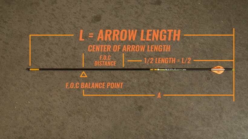 Arrow weight effects arrow penetration rather valuable