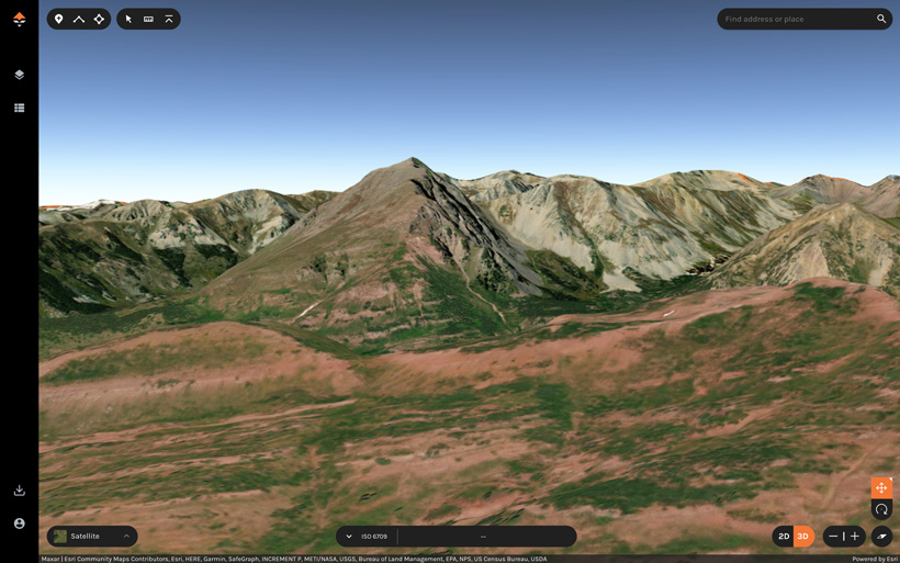 Analyzing aerial imagery for success in 3d