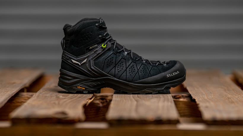 April INSIDER Giveaway - 6 Salewa Alp Trainer 2 Mid GTX Boots