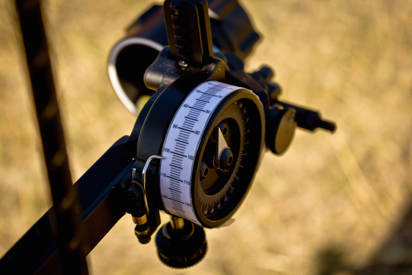 Archery sight tape