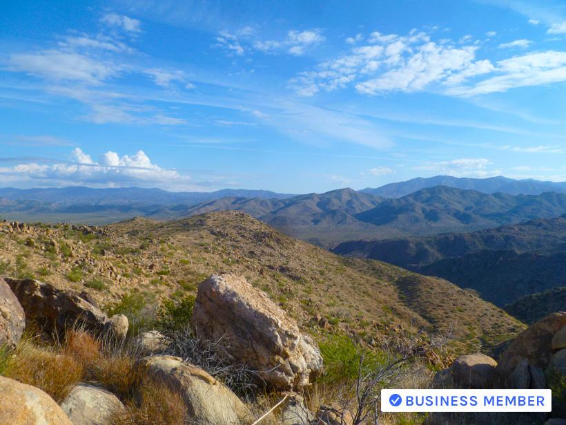 Arizona hunting scenery