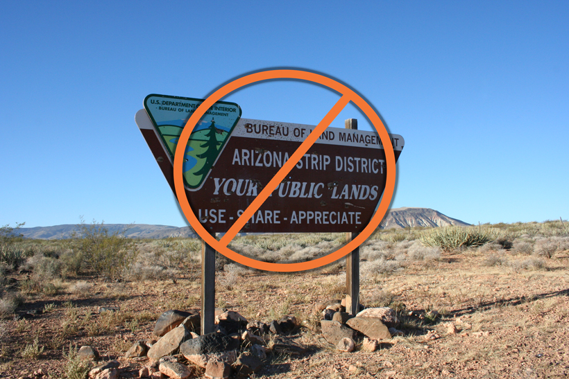Arizona restricting public lands and hunting opportunity