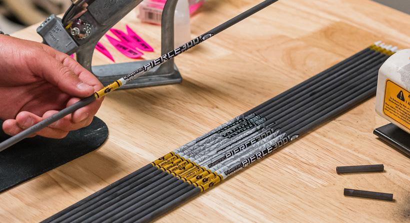 Arrows added to goHUNT Gear Shop