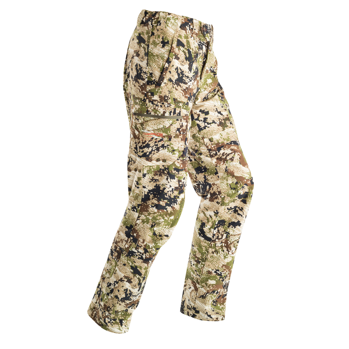 The SITKA Ascent Pants in Subalpine