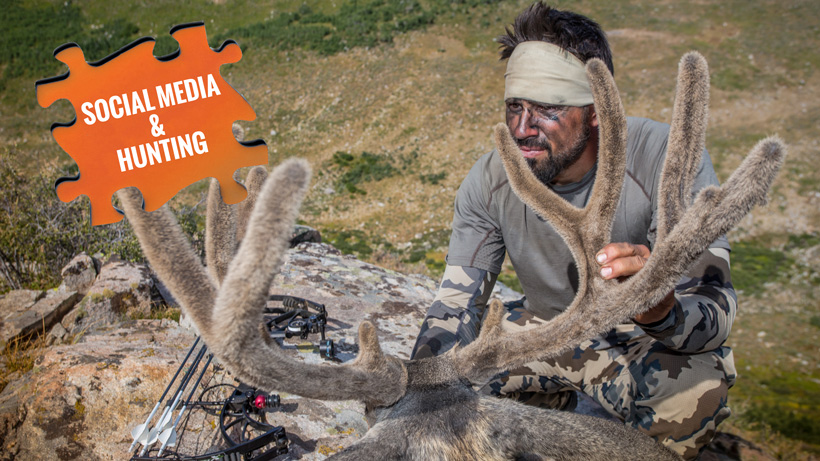 Attacks hunters receive on social media