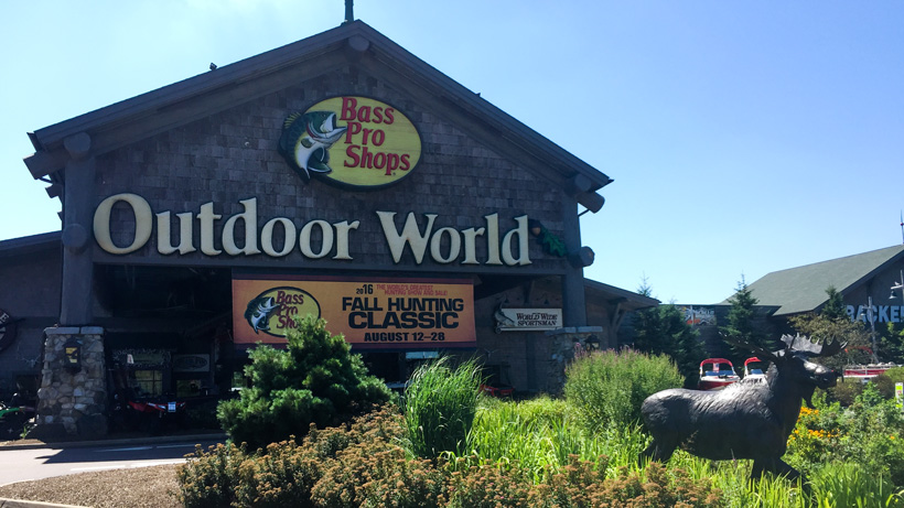 Cabela's merger with Bass Pro Shops near completion | goHUNT