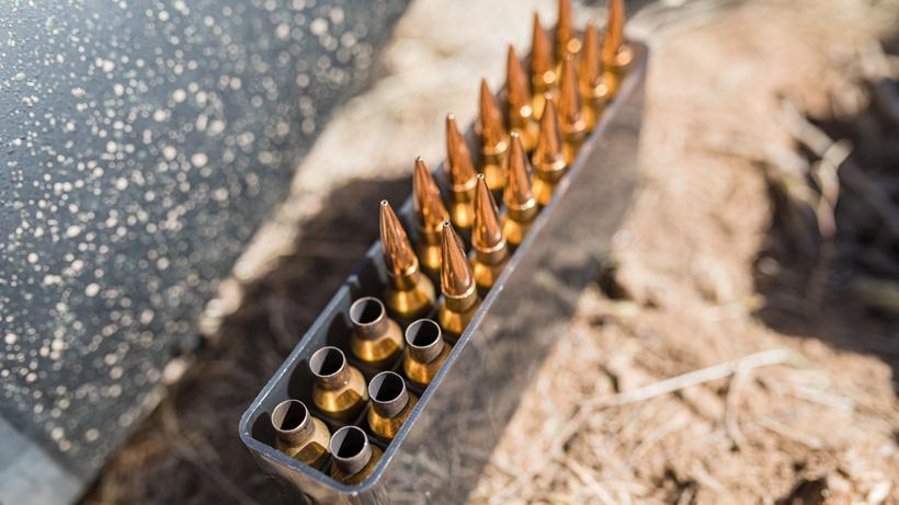 Berger bullets for 28 Nosler