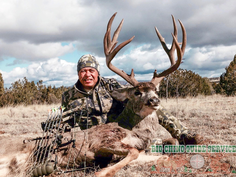 Big Chino Guide Service archery mule deer buck