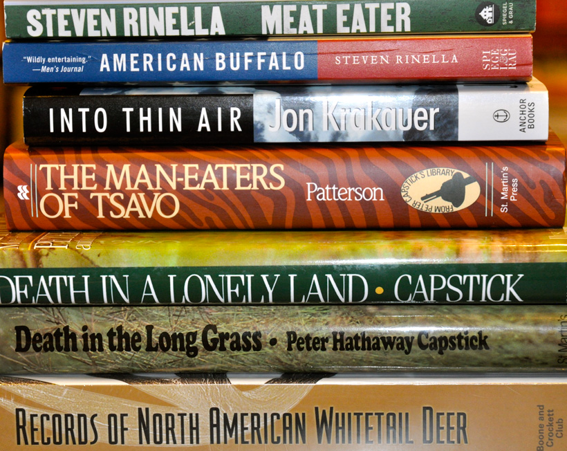 Books every hunter must read