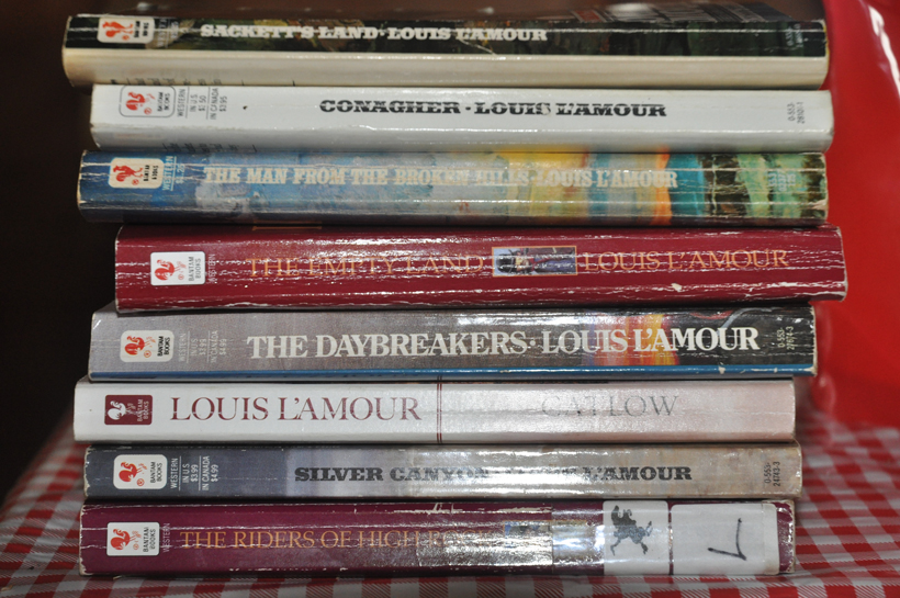 Books for camp reading