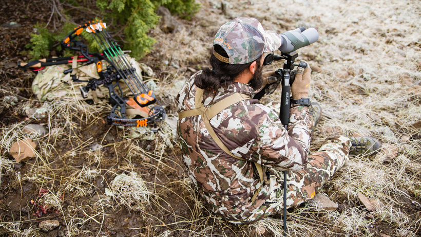 Bowhunting opportunities for Coues deer