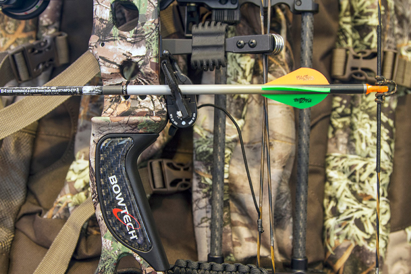 Bowtech Prodigy accessories