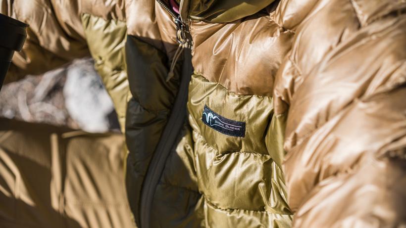 Stone Glacier Grumman Goose Down Jacket