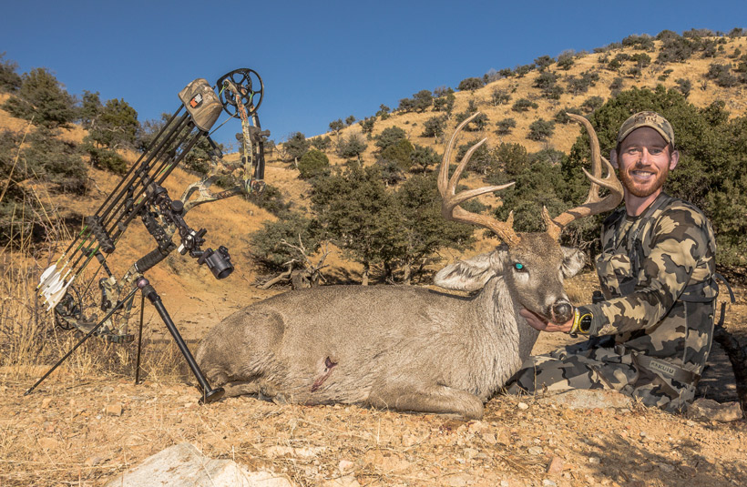 Brady Miller Coues deer buck
