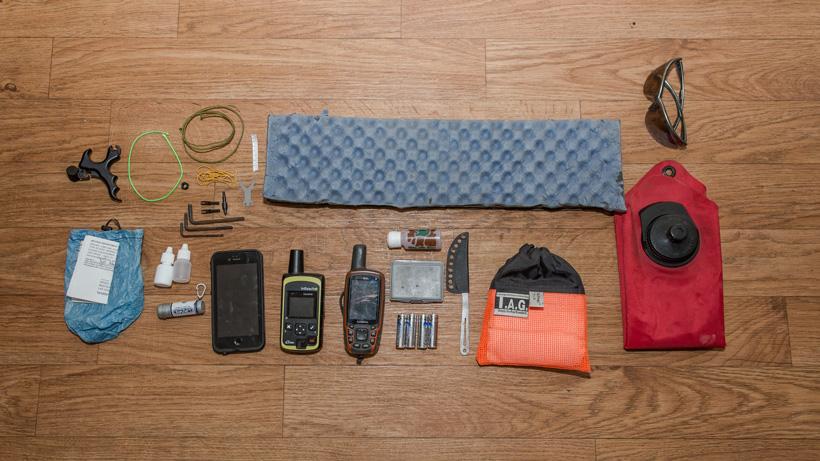 Brady Miller gear list setup for backcountry hunting