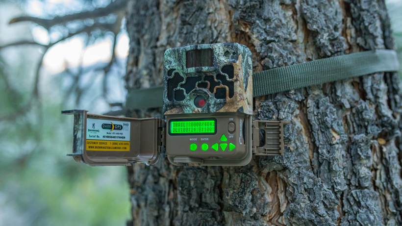 Breakthroughs in trail camera technology
