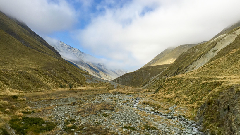 Breathtaking scenery of New Zealand