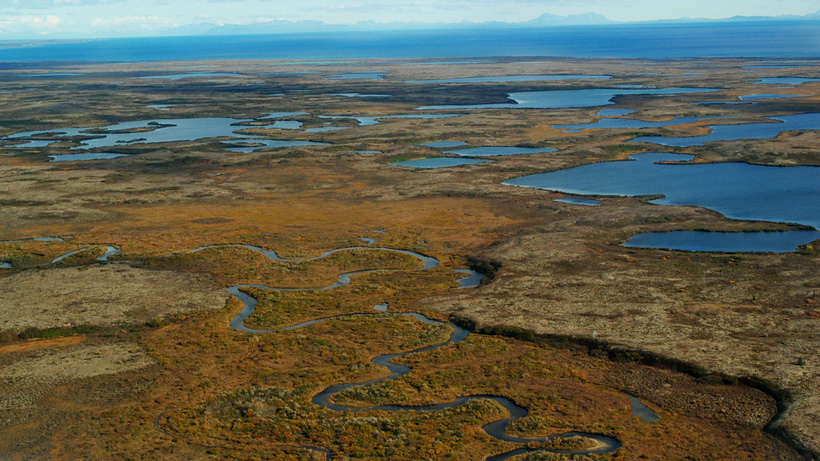 Bristol Bay Watershed Alaska