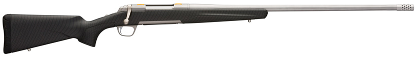 Browning X-Bolt long range hunter rifle full